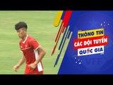 U19 Việt Nam tập dượt lần cuối trước thềm giải Tứ hùng Qatar Cup 2018| VFF Channel