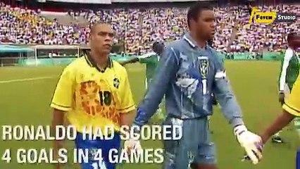 [Naijaloaded] Nigeria vs Brazil Atlanta 1996