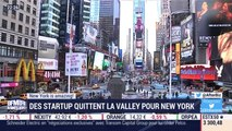New York is amazing: des startups quittent la Silicon Valley pour New York - 25/03