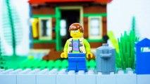 LEGO City Robbery vs Ninja STOP MOTION LEGO Ninja vs Robber | LEGO Ninjago | By LEGO Worlds