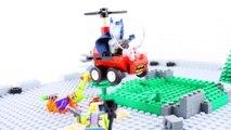 LEGO Ninjago Brick Building STOP MOTION | Ninjago Spinjitzu Dojo | LEGO Ninjago | By LEGO Worlds