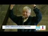 López Obrador ofrecerá empleo a migrantes centroamericanos | Noticias con Zea