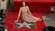 Mandy Moore Honored With Star On The Hollywood Walk Of Fame