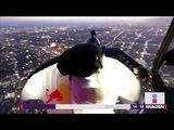 El insólito meteorito humano que iluminó el cielo de Los Ángeles | Noticias con Yuriria Sierra