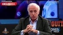 """Eduardo Inda: """"Mbappé le ha dicho a Zidane que va a forzar su salida"""""""