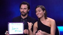 'This Is Us': Milo Ventimiglia and Mandy Moore Dish Out Co-Star Secrets (Exclusive)