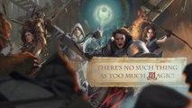 Pathfinder Kingmaker - Bande-annonce du DLC Arcane Unleashed