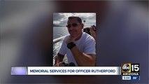 Fundraiser for fallen Phoenix officer