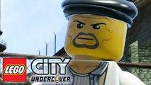 LEGO City Undercover #45 — Остров Леди Либерти на 100% {PS4} прохождение часть 45