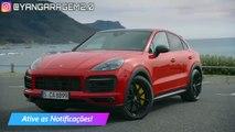 Novo Porsche Cayenne Coupé 2020 - (Garagem 2.0)