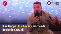 Simone Signoret « alcoolique » : Benjamin Castaldi recadre Line Renaud