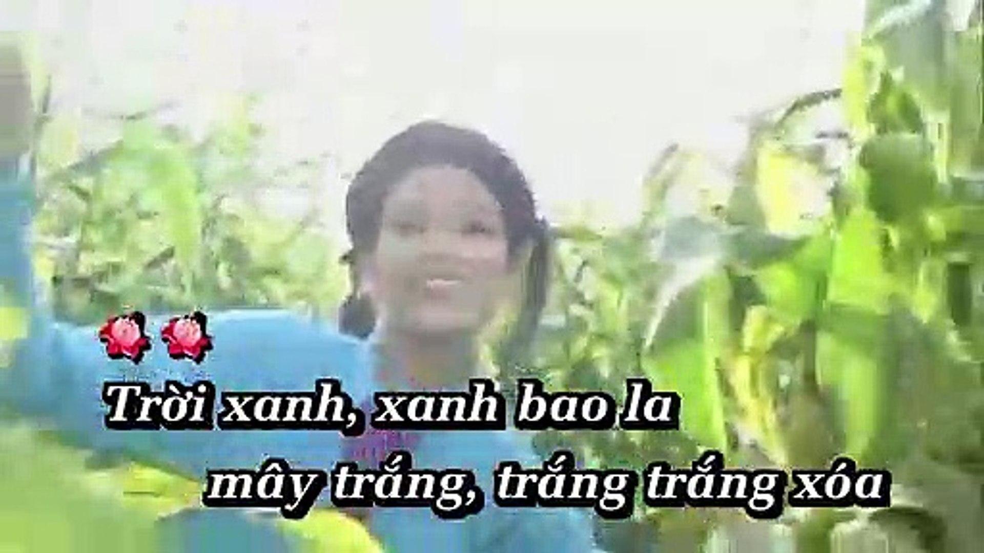 [Karaoke] Bức Họa Đồng Quê - Tam Ca 3A [Beat]