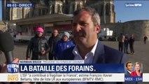 """Au Mans, les forains annoncent vouloir """"paralyser la LGV"""" ce mardi après-midi si les négociations n'avancent pas avec la mairie"""