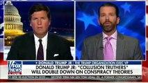 Donald Trump Jr. Rails Against Democrats In Fox News Interview