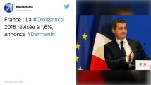 La France a enregistré une croissance de 1,6% en 2018.
