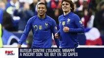 Équipe de France : Mbappé plus fort que Ronaldo, Messi et Henry après 30 sélections