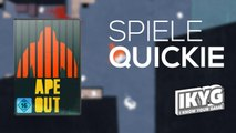 Ape Out - Spiele-Quickie