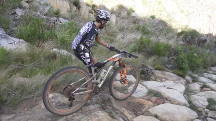 Absa Cape Epic 2019 - Stage 5 - #MicatexToughMoments