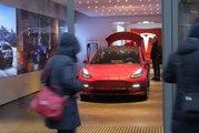 La nouvelle Tesla Model 3 disponible en Europe !