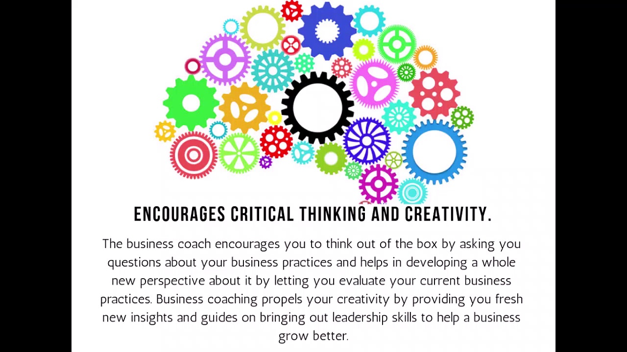 Core Benefits Of Business Coaching