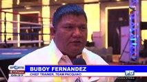 Pacquiao vs Danny Garcia, ok kay Buboy