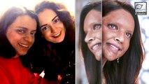 Deepika Padukone's 'Chhapaak' Gets It's Biggest Supporter: Kangana's Sister Rangoli Chandel