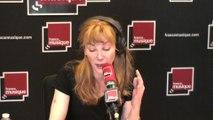 La musique au bord des larmes...par Julie Depardieu