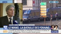 """Pour Stéphane Le Foll, le changement de site de la fête foraine du Mans n'est """"pas une décision pour embêter les forains"""""""