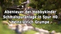 Spur H0 Anlage (Schmalspur) von Heinz-Ulrich Grumpe - Faszination Modellbahn 2019 Mannheim - Ein Film von Pennula zum Thema Modellbau und Eisenbahn