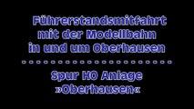 Lokführer in Oberhausen - Alltag zwischen Bahnbetriebswerk und Hauptbahnhof im Führerstand - Ein Film von Pennula zum Thema Modellbau und Eisenbahn