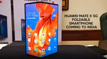 Huawei Mate X 5G Foldable Smartphone coming to India: Find out everything here