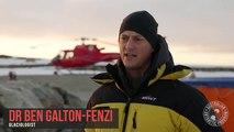 Seismic Study Reveals What Is Underneath Glacier