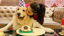 Erica Fernandes celebrates her Champ Birthday; Check out here| FilmiBeat