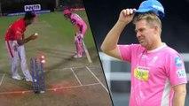 IPL 2019 : Shane Warne Rants About Ravichandran Ashwin's Mankading In IPL 2019   Oneindia Telugu