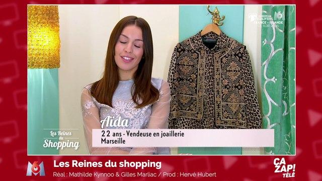 Cette candidate des Reines du Shopping va vous rendre dingue - ZAPPING TÉLÉ DU 26/03/2019