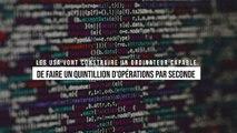 Ce superordinateur est capable de faire un quintillion d'opérations par seconde