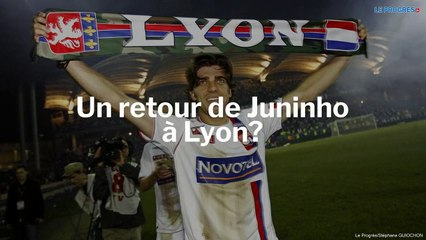OL : un retour de Juninho à Lyon