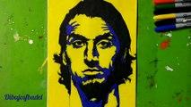 Drawing Zlatan Ibrahimovic | Dibujo Zlatan Ibrahimovic