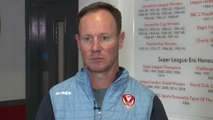 Justin Holbrook previews Saints v Hull KR