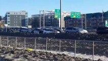 Manifestation des taxis: À Québec, la SQ ne niaise pas avec les taxis!