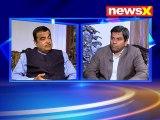 Nitin Gadkari Excluisve Interview on Rahul Gandhi's Basic Income Scheme, Lok Sabha Elections 2019