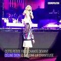 Céline Dion bluffée par l'interprétation d'une petite fille