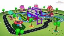 Agriculteur Village - des Jouets pour les Enfants - les Enfants de Vidéos pour les Enfants - Lego-Jouet Vidéos - Fabrique de Jouets Trains - Voitures