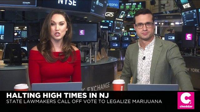 Dream of Legalized Marijuana Dead in Jersey...For Now
