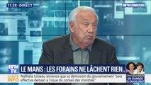 """Forains au Mans: Marcel Campion estime qu'""""avoir appelé à casser, à brûler, c'est complètement incohérent"""""""