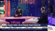 Virage vers l'électrique pour Porsche - 26/03