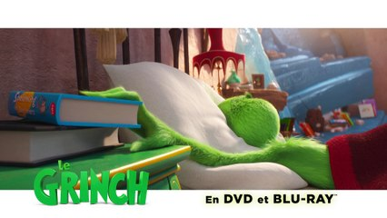 LE GRINCH  en DVD et Blu-Ray !