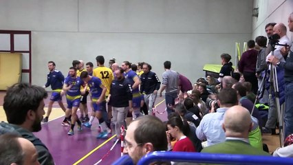 Impresa Parma Pallamano: batte Sassari e vola alle Final8
