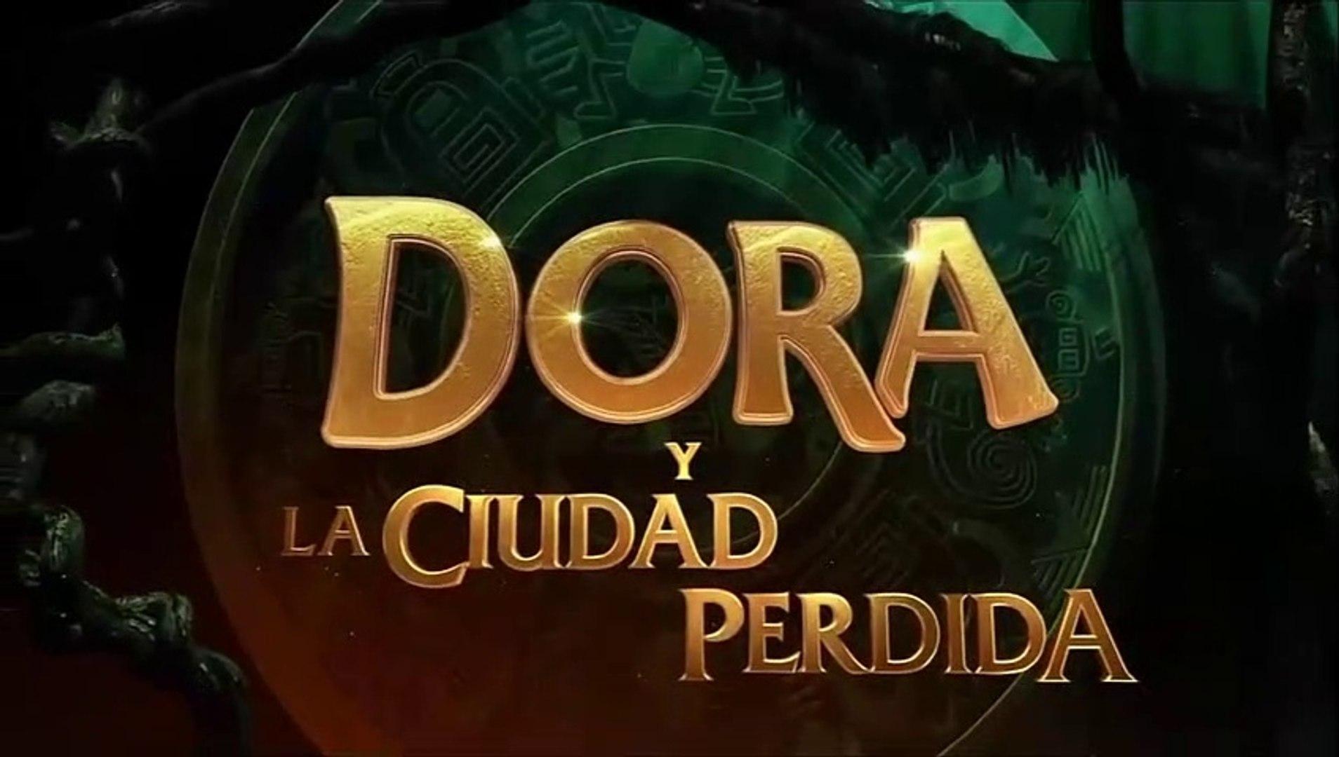 Dora y la ciudad perdida Tráiler Esp. Latino 2019