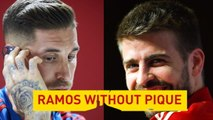Spain still searching for Ramos' perfect partner post-Pique